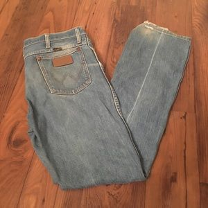 Vintage 35x32 Wrangler Jeans